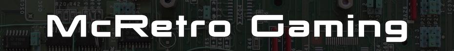 McRetro Gaming
