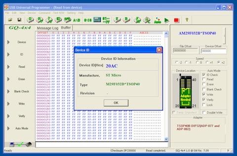 st-micro-m29f032d-tsop40